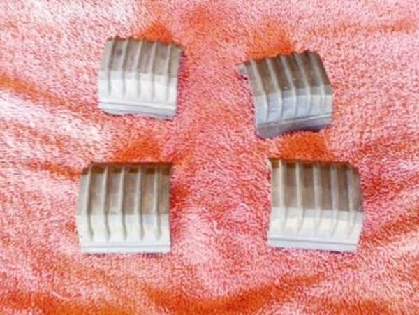 Brembo Rear Brake Caliper Pad Cover.  (S-11)