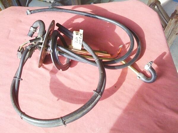 K1200RS/GT/LT Fuel Pump Flange. (S-8)