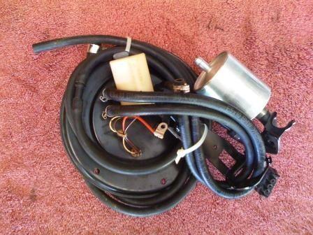R1100S Fuel Pump Mount and Fuel Gauge Sender Unit (S-8)