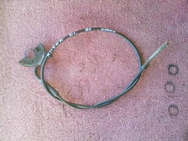 R850R;R1150R;R1150 Rockster Choke Cable