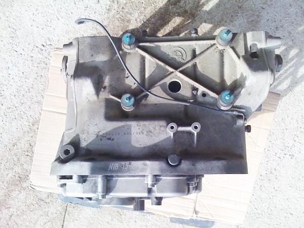 K75; K100  8v series Silver 5 speed transmission, Gear Box. (R19/20)