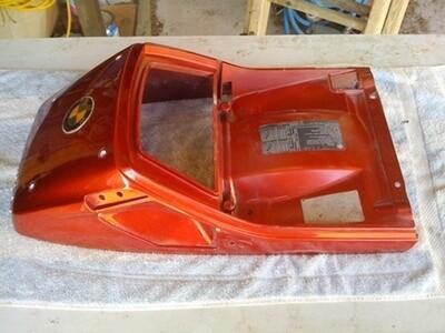 K75; K100; K1100 Upper Rear Seat Cowl. (W-3)