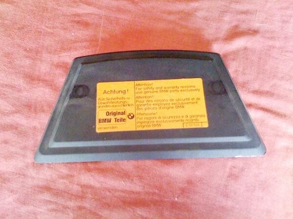 K75; K1008v Series; K1; K100RS16v; K1100RS/LT Rear Seat Cowl lid (T18-S23)