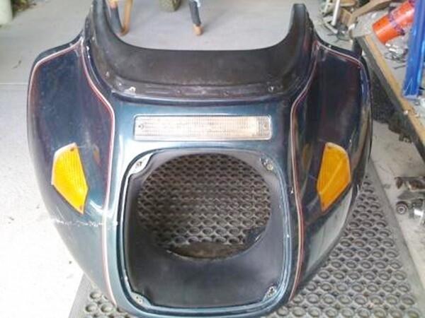 R100RS Main Headlight Fairing