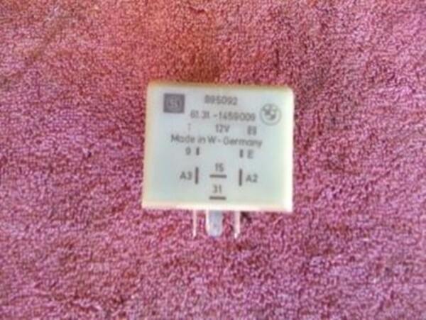K75; K100 8v Temperature Switch/ Fan Relay (T12-S23)