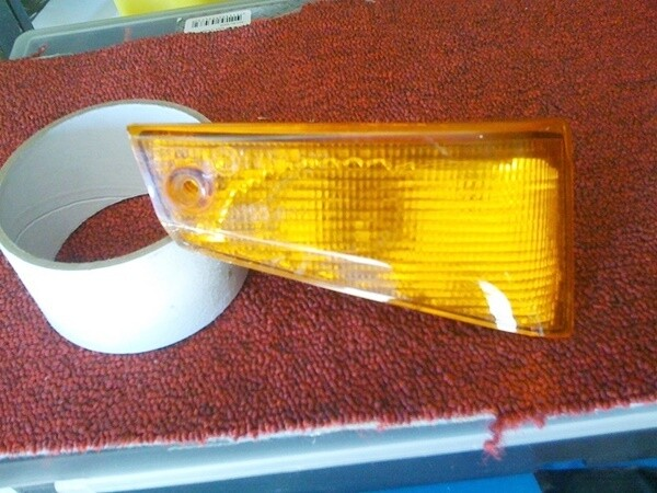 K75S Right Front Indicator. (T15-S23)