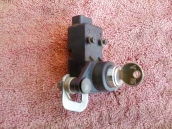 K Series Dual Seat Lock Assembly With Key. (B7-S21)
