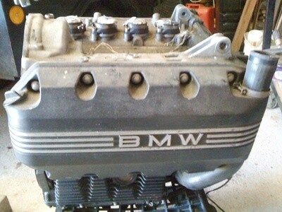 K100 8v Engine