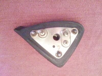 K100RS16v; K1100RS left Mirror Pod Extension. (B12-S21)