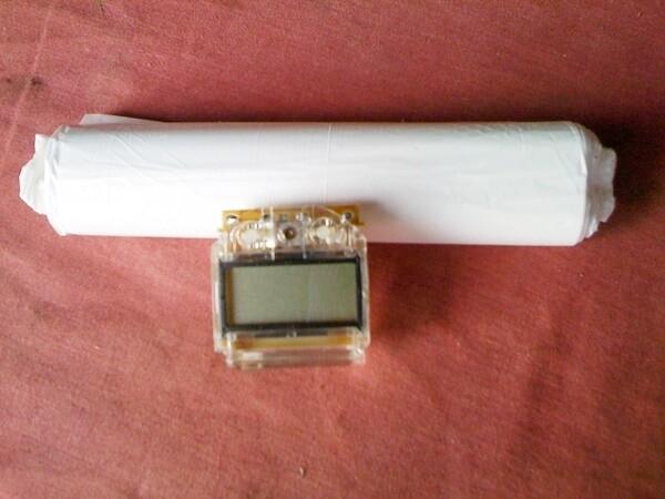 K75; K100; K1100 Clock (S-27)