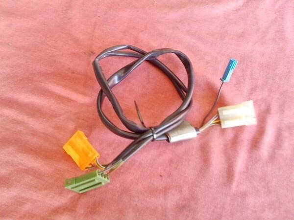 K75; K100; K1; K1100 Fuel/Temp Gauge Harness (WD1-1)
