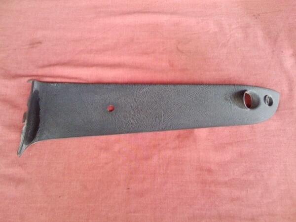 K100RS; K1100RS Right Upper Inside Support Fairing panel. (W-4)