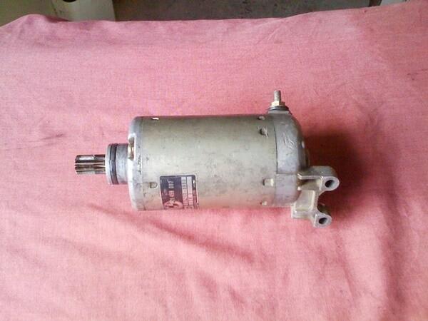 K75; K100; K1100; K1200Starter Motor (S-5)