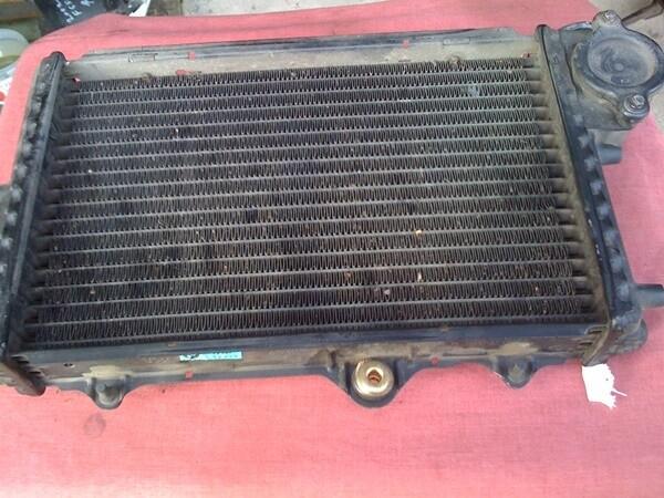 K75; K75C; K75S Radiator. (S-G)