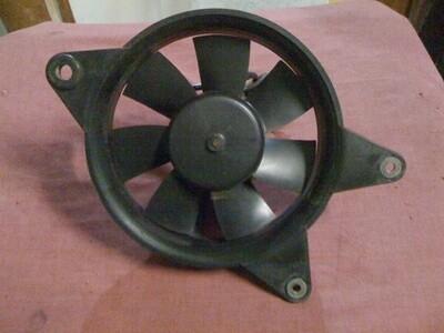 K1100RS/LT Radiator Cooling Fan. (S-G)