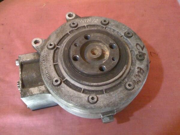 K100; K100RT 8v 16 Spline Final Drive/ Rear Axle Drive. (R-18)