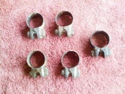 K100 8v Exhaust Clamp 1 & 3 (T17-S18)