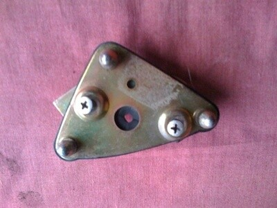 K100RS left Mirror/Indicator Pod Bracket. (B12-S21)
