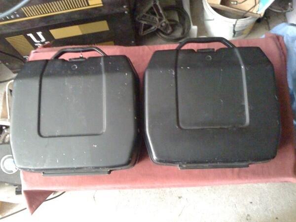 K75; K100; K1; K1100 City Cases. (S-20)