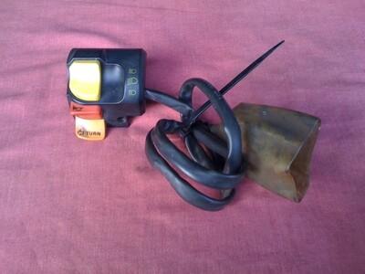 K1; K100RS 16v; K1100RS/LT Left Handle Bar Combination Switch ((T4-S24)