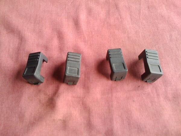 K75C/RT; K100RT/LT; K1100RT Dash Pad Blank. (B46-S28)