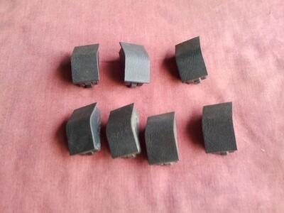 K75S; K100RS Impact Dash Pad Switch Blanks. (S28-B46)