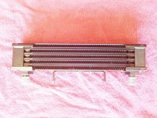 R 2 Valve Twins GS Twins Oil Cooler Radiator. ((S-20)