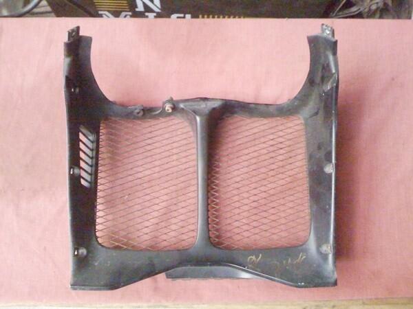 K75S Radiator Fairing Screen. (W-3))