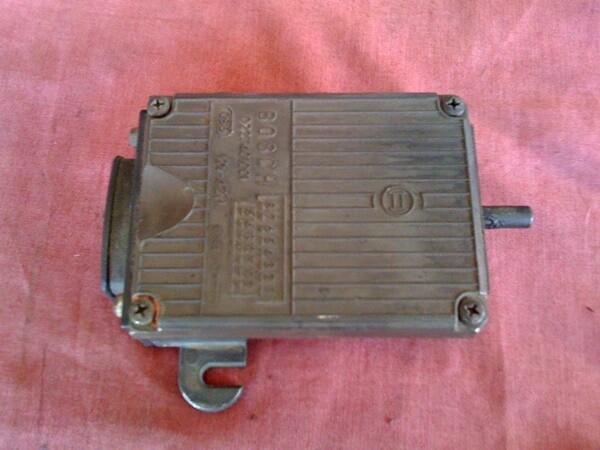 K75 Series Ignition Control Unit. (S-1)