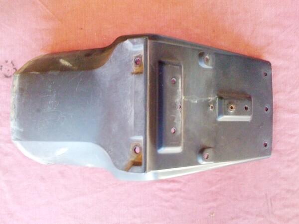 K1; K100RS 16v; K1100RS/LT Rear Guard Number Plate Mount (CE-1)