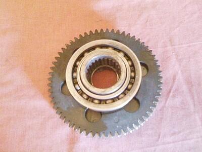 K75 Output Shaft Gear (S-3)