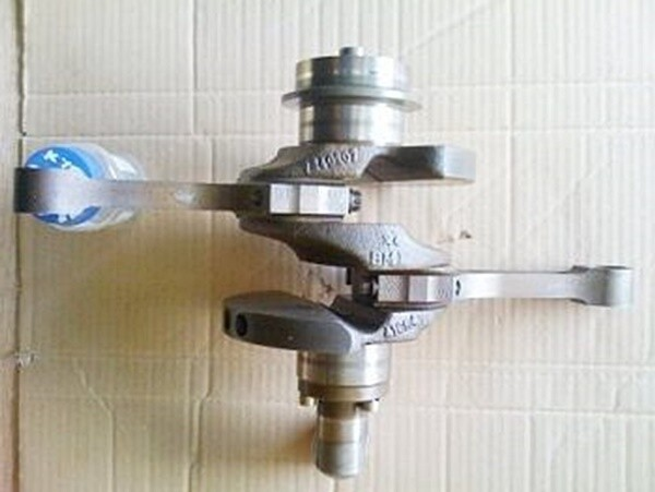 R850; R1100 Crank Shaft with Con Rods (S-C)