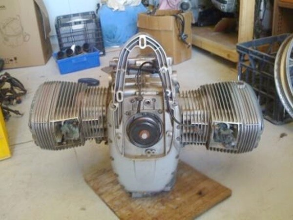 R1150R; R1150GS Single Spark Non ABS Engine