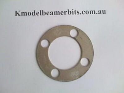 Rear Wheel 2mm Shim Spacer Suits K75-K100-K1100-K1200 (T2-WH2)