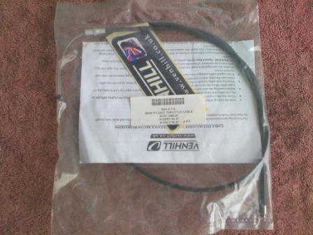 Throttle Cable to Suit K75C; K100RT/LT 06/1986 on.