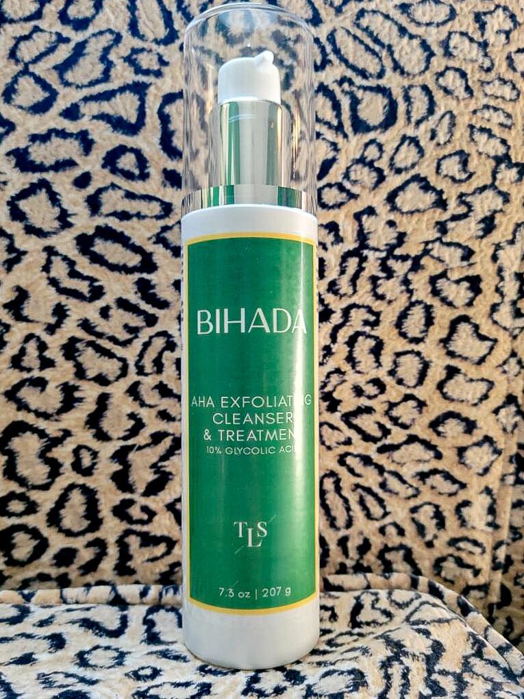 AHA Exfoliating Cleanser & Treatment