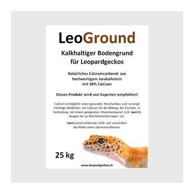 LeoGround Calciumsubstrat (25kg)