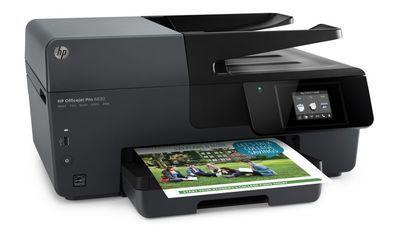 HP 6970 Colour AIO Inkjet Printer - inc. 3 yr warranty