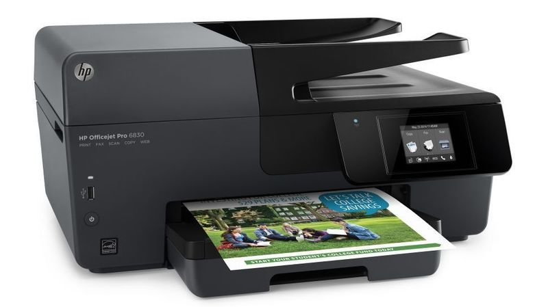 HP 6970 Colour AIO Inkjet Printer - inc. 3 yr warranty