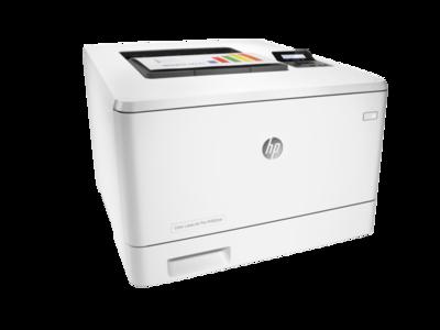 HP M452nw Colour Laser Printer - inc. 3 yr warranty