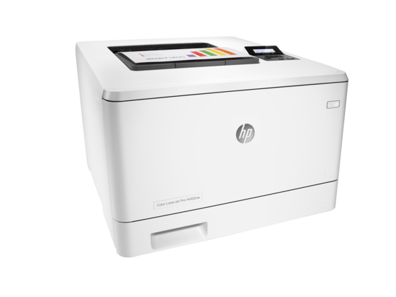 HP M452nw Colour Laser Printer - inc. 3 yr warranty