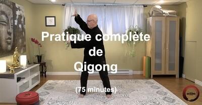 Pratique de Qigong en haute définition (HD)
