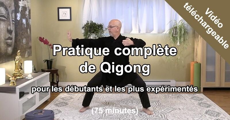 Pratique de Qigong pour les débutants et plus expérimentés en Haute définition (HD)