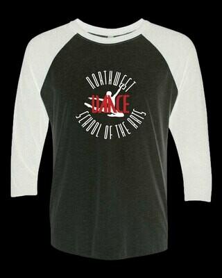 Dancewear: Raglan T-shirt