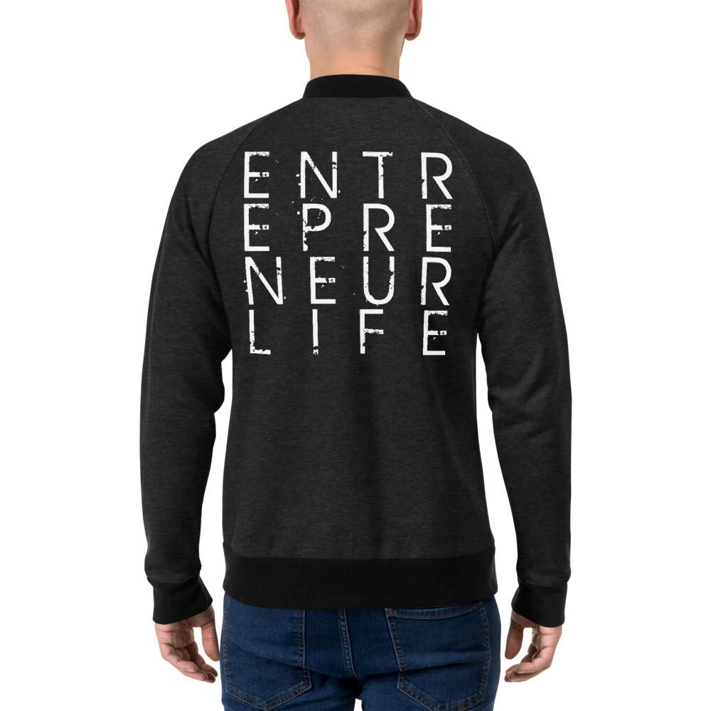 Entrepreneur Life Bomber Jacket