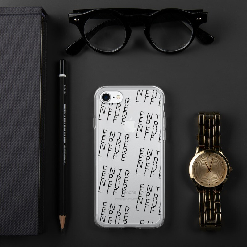 Entrepreneur Life iPhone Case