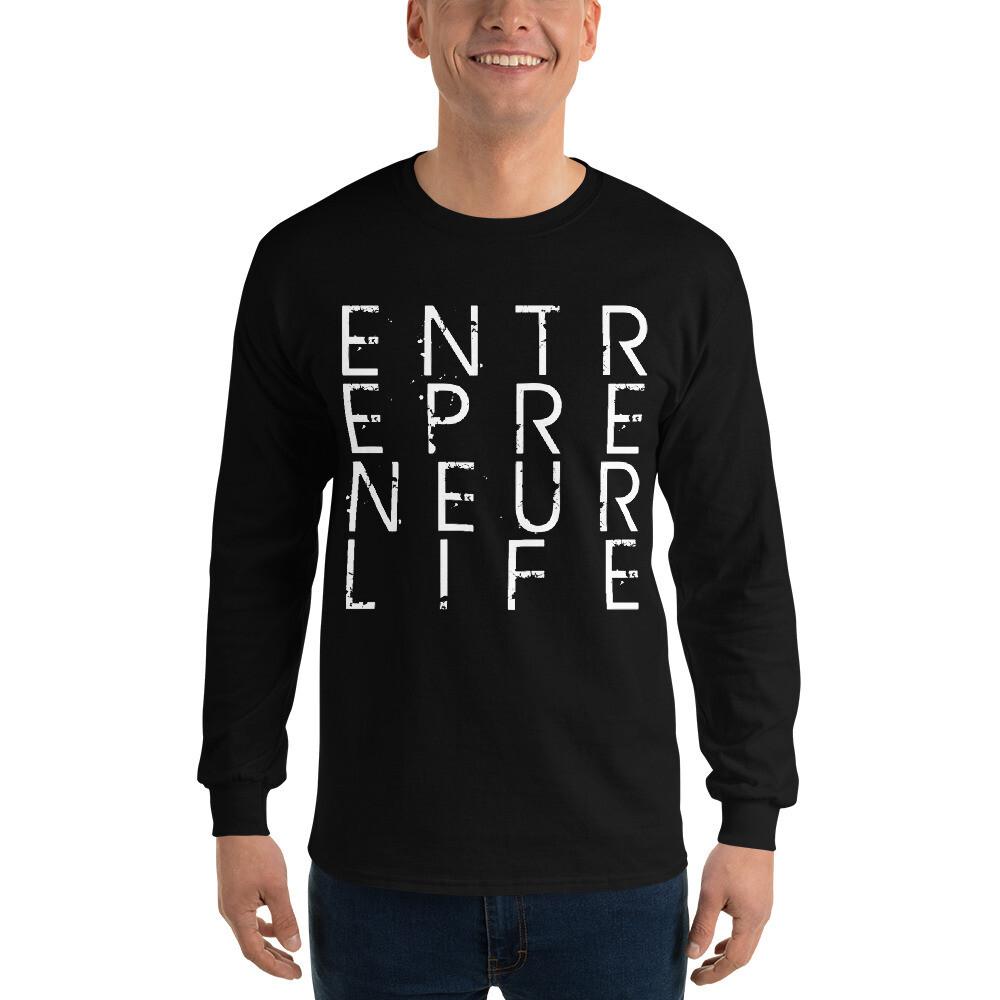 Entrepreneur Life™ Stack Unisex - Black