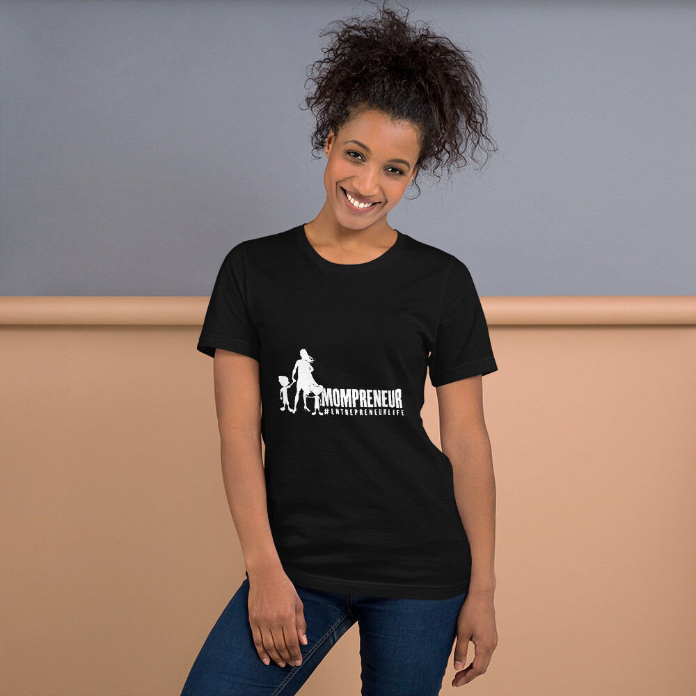 Mompreneur Short-Sleeve T-Shirt