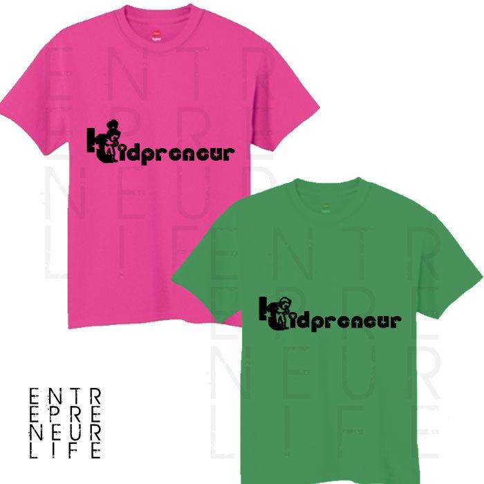 Kidpreneur T-shirt