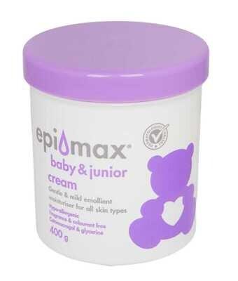 EPIMAX CREAM JNR 400G